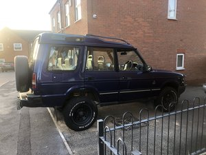 1995 LAND ROVER Discovery V8 auto mot September 2020