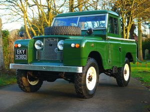 Picture of 1966 Land Rover Series IIA 88 SOLD