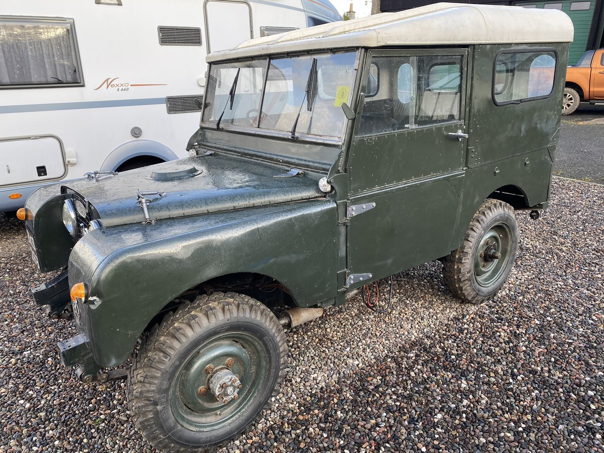 1951 series 1 80 inch For Sale (picture 3 of 6)