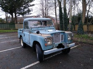 1972 Land rover series 3 For Sale