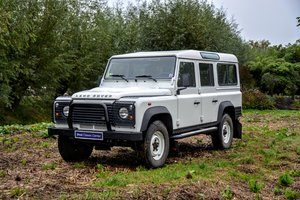 2006 Land Rover Defender 110 Puma TDi - Very good condition  For Sale