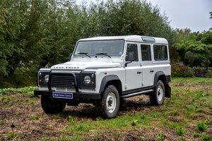 Land Rover Defender 110 Puma TDi - Very good condition