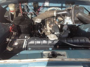 1973 Land Rover Series 3 2.25 petrol ragtop For Sale