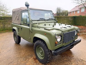 1998 Defender 90 300TDi XD Wolf soft top REMUS upgrade For Sale