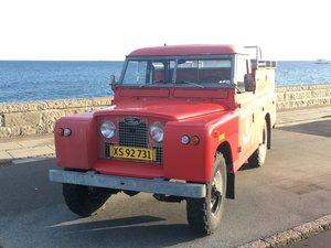 1969 Serie 2a - 6cyl. Petrol