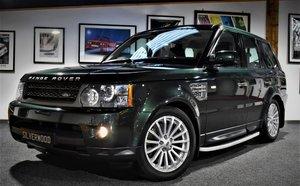 Land Rover Range Rover Sport TDV6 SE Sandringham Spec