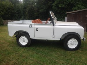 Land rover series 2a fully restored