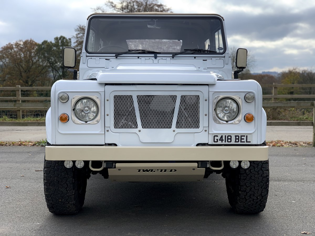 1989 Land Rover Defender 90  For Sale (picture 2 of 9)
