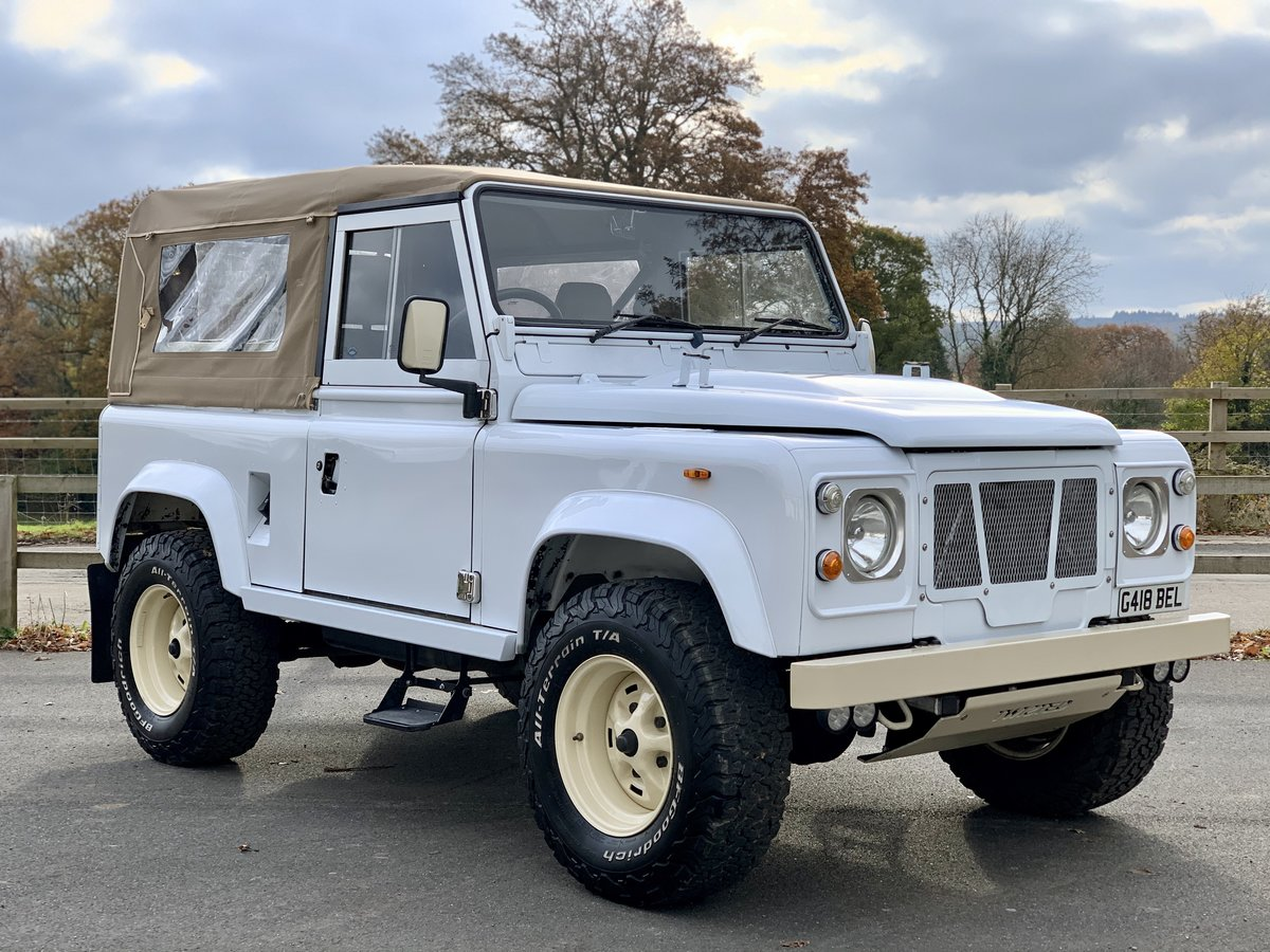 1989 Land Rover Defender 90  For Sale (picture 3 of 9)