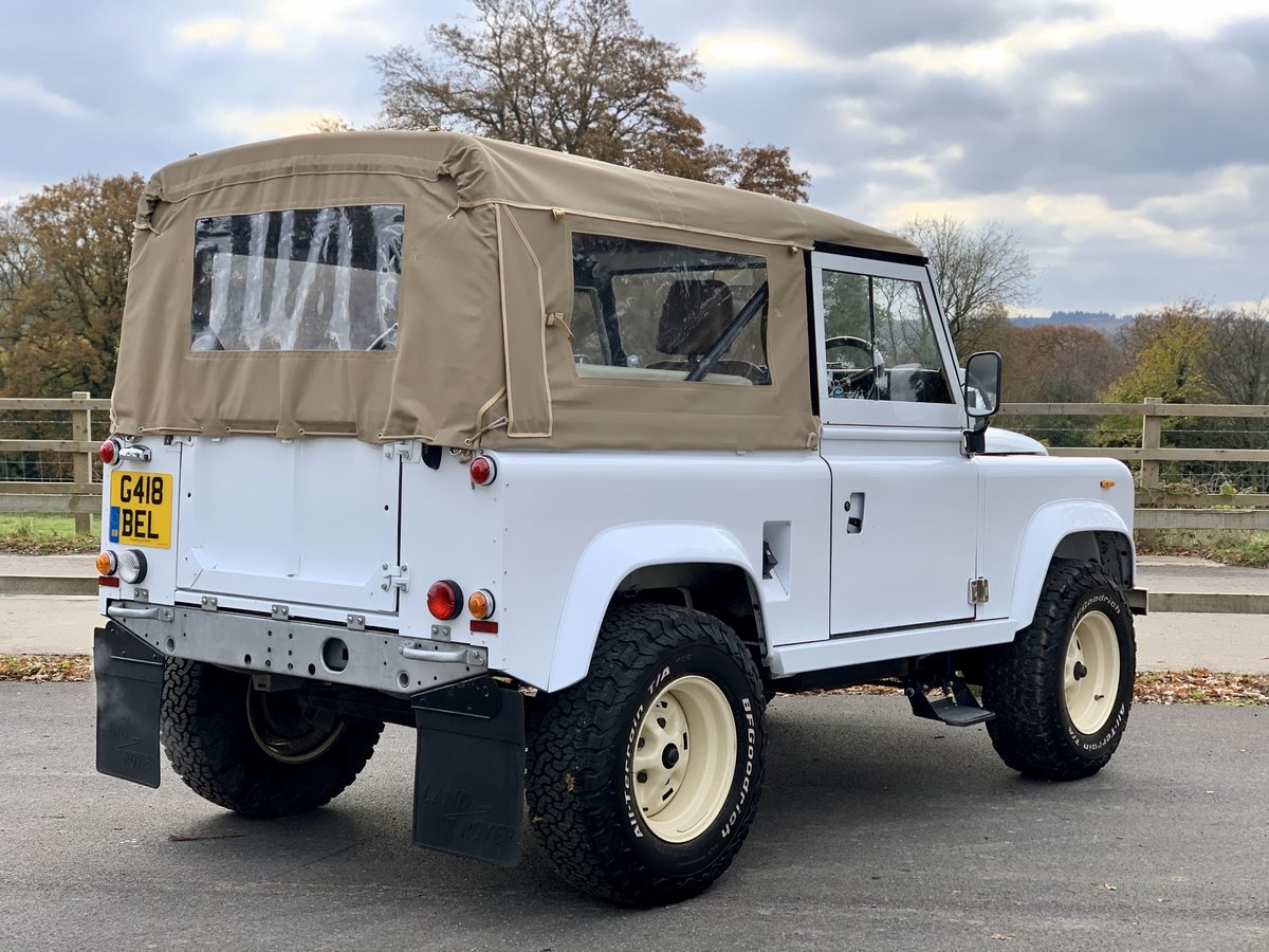 1989 Land Rover Defender 90  For Sale (picture 4 of 9)