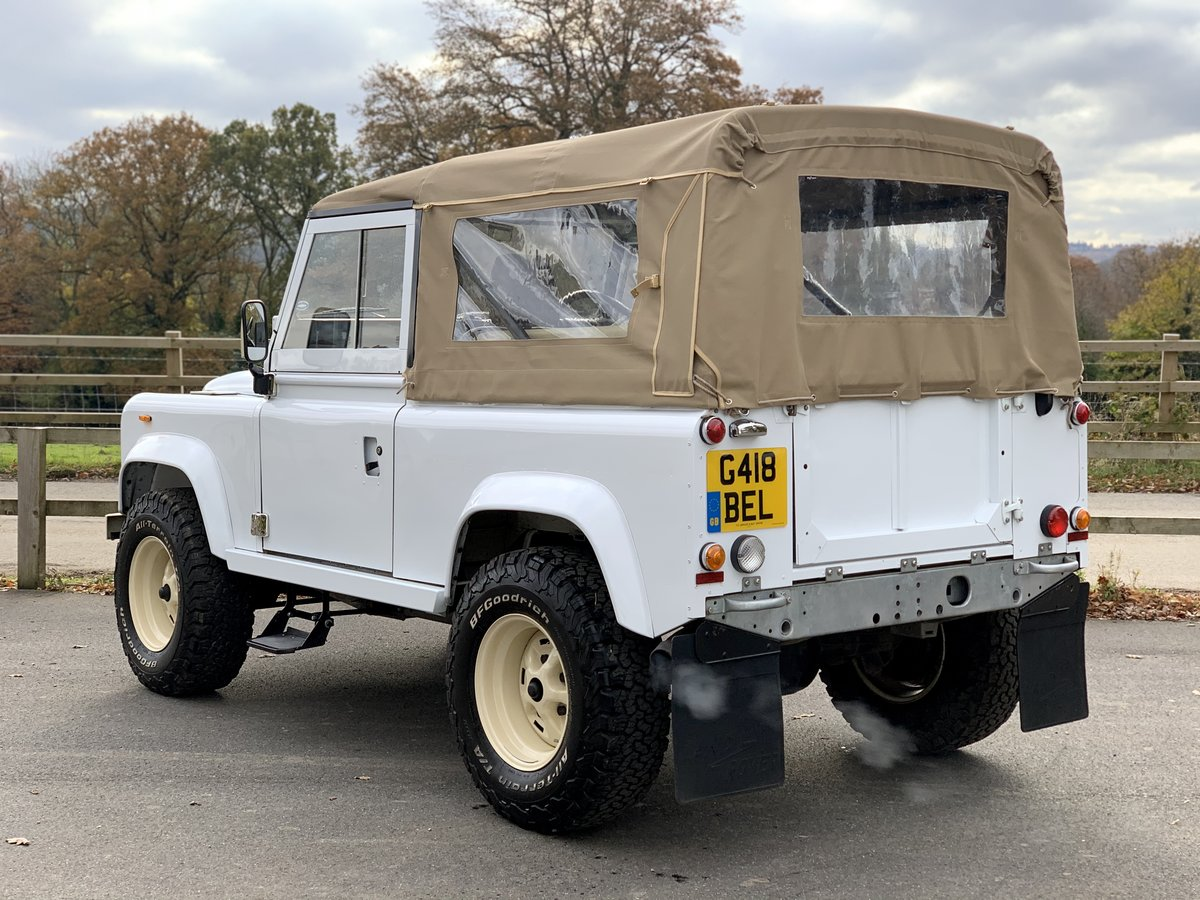 1989 Land Rover Defender 90  For Sale (picture 5 of 9)
