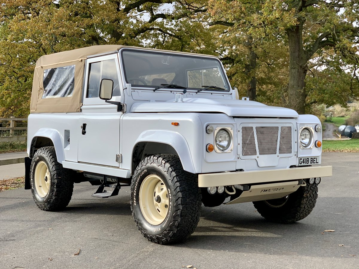 1989 Land Rover Defender 90  For Sale (picture 6 of 9)