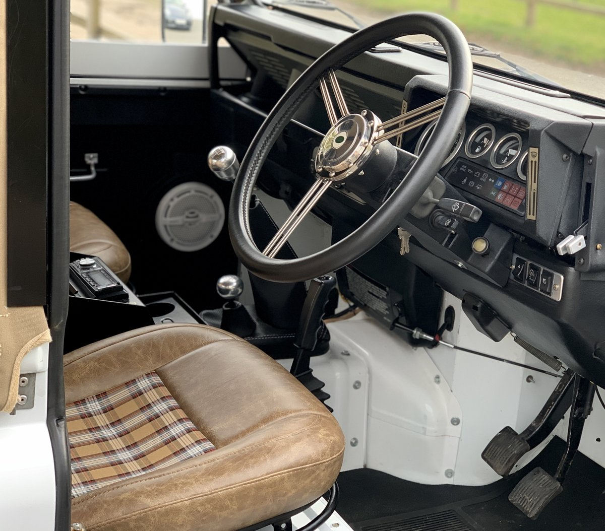 1989 Land Rover Defender 90  For Sale (picture 7 of 9)