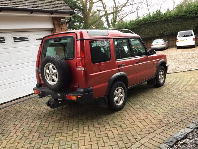 2000 Land Rover Discovery V8i GS Automatic Estate 4x4 SOLD (picture 4 of 6)