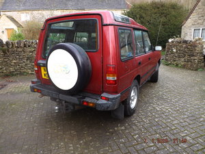 1996 Land Rover DISCOVERY - ONE PRIVATE OWNER