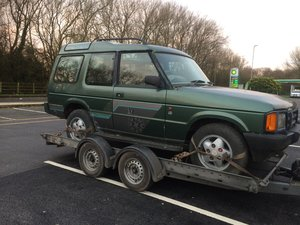 1992 Discovery V8 or TDI Wanted Wanted.