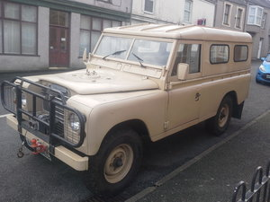 1984 Land rover series 3 109 LHD For Sale