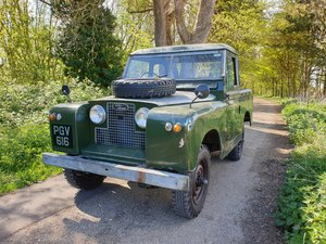 1960 Land Rover Series II 2 prev owners & matching no's For Sale