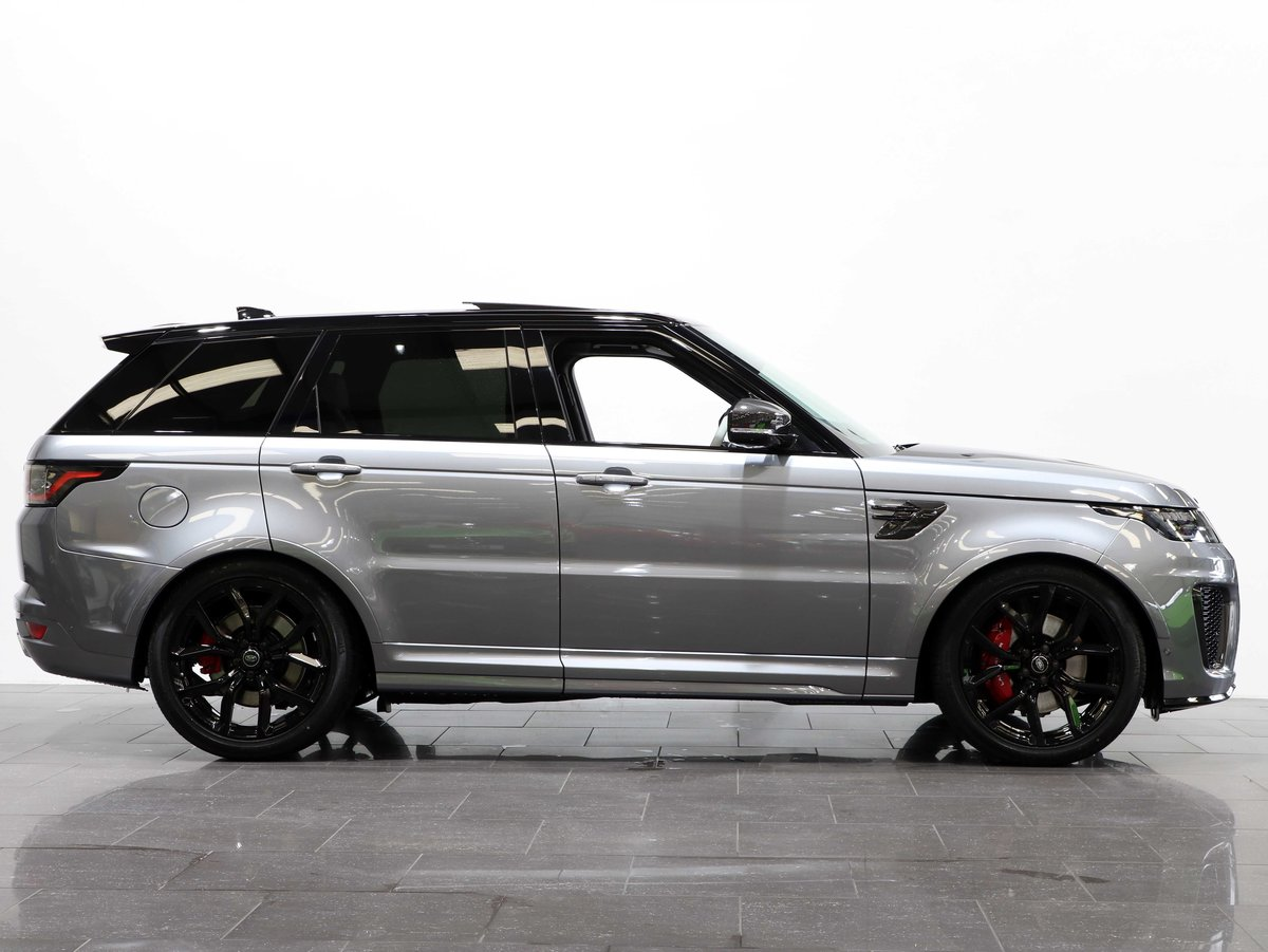 2019 19 69 RANGE ROVER SPORT SVR 5.0 V8 S/C AUTO [VAT Q] For Sale (picture 2 of 6)