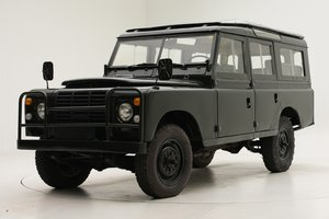 Land Rover Type 109 1977