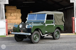 1950 Land Rover Series 1 80 For Sale