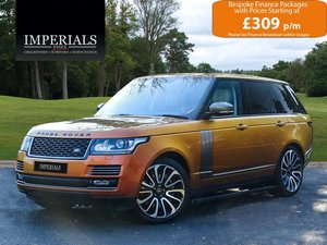 2014 Land Rover  RANGE ROVER  5.0 V8 SUPERCHARGED AUTOBIOGRAPHY 8 For Sale