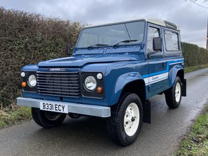 1985 Land Rover 90 Factory V8