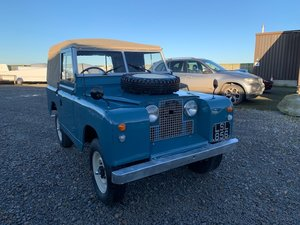 1959 Land Rover® Series 2 *High Specification* (LSL) RESERVED For Sale