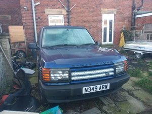 1996 range rover p38 v8 40. For Sale