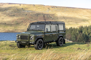 Bespoke Land Rover Defender 110 2.2 Station Wagon
