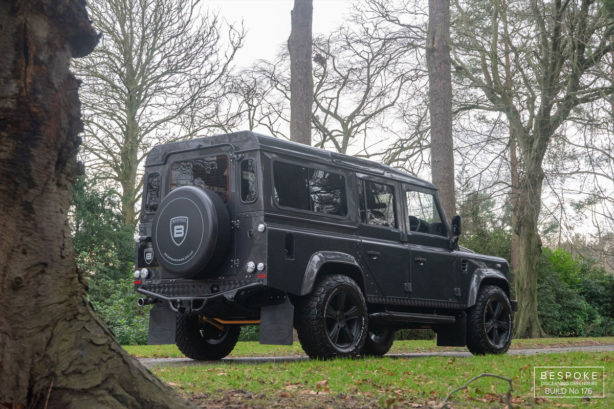 2013 Bespoke Land Rover Defender 110 LS3  V8 Auto Station Wagon For Sale (picture 2 of 6)