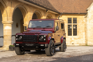 2015 Bespoke Land Rover Defender 90 XS Station Wagon For Sale