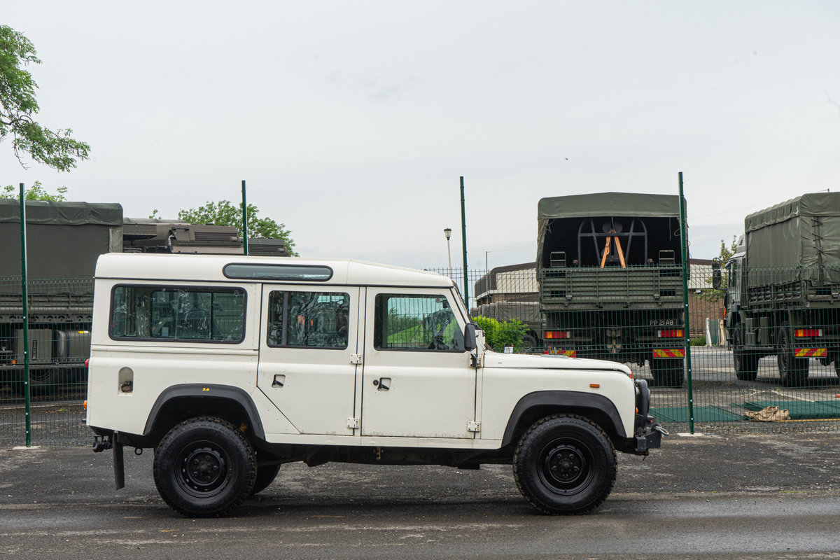 1986 Land Rover Defender 110 3.5 V8 LEFT HAND DRIVE For Sale (picture 5 of 6)