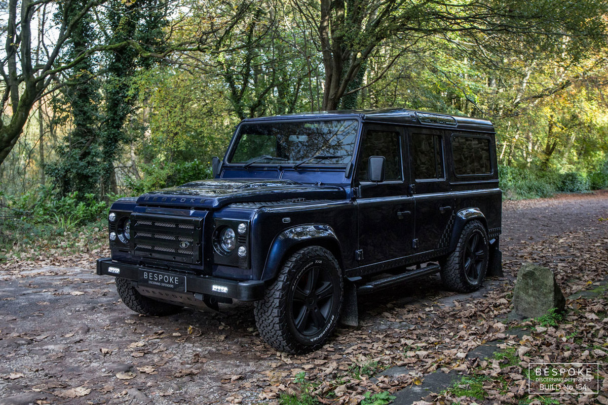 2014 Bespoke Land Rover Defender 110 LS3 V8 Auto  For Sale (picture 1 of 6)
