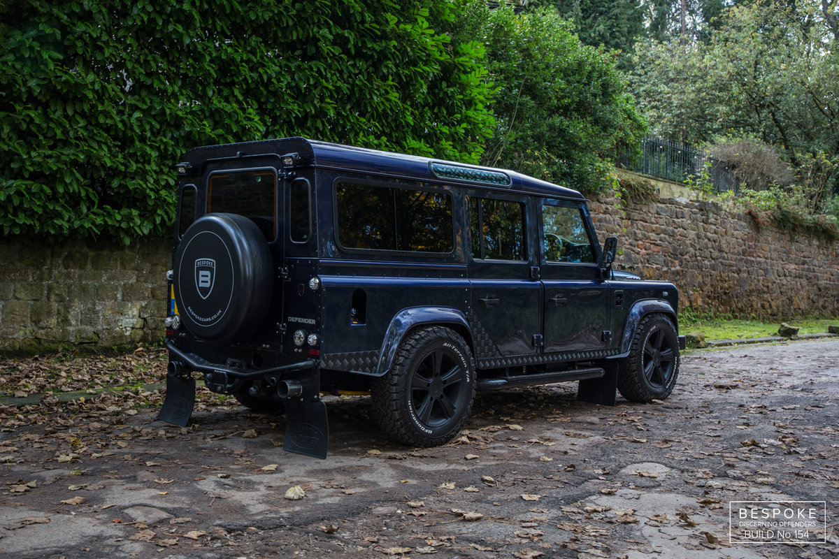 2014 Bespoke Land Rover Defender 110 LS3 V8 Auto  For Sale (picture 2 of 6)