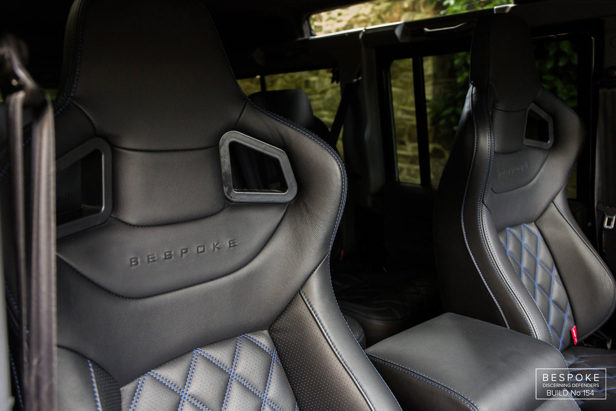 2014 Bespoke Land Rover Defender 110 LS3 V8 Auto  For Sale (picture 6 of 6)