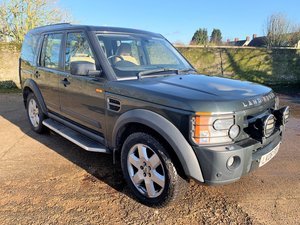 2006 Discovery 3 2.7TDV6 HSE Auto 7 seater 134k