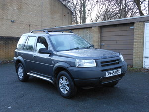 2000 Landrover Freelander TD4 GS Station Wagon SOLD