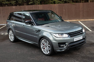 2013/13 Range Rover Sport Autobiography Dynamic SDV6 For Sale