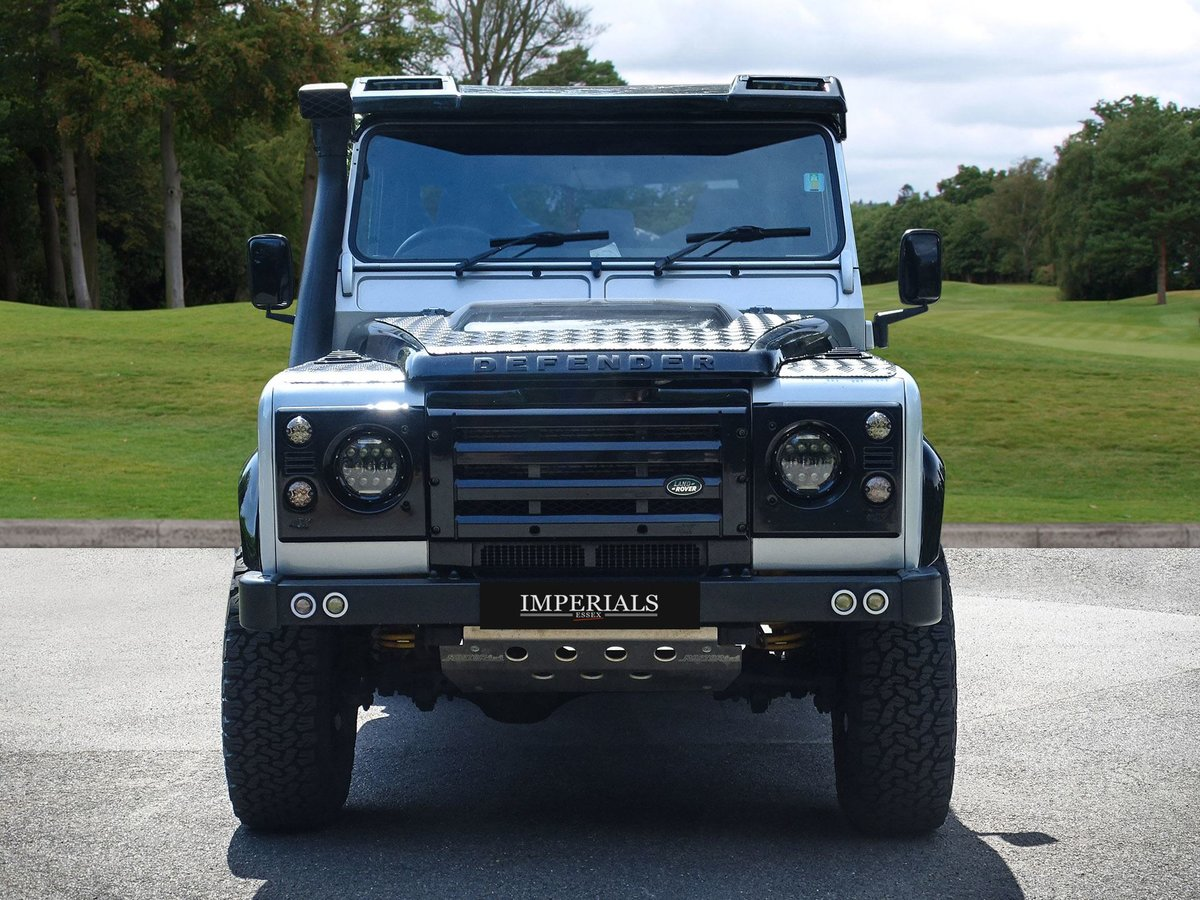 2010 Land Rover  DEFENDER 110  2.4 TDI COUNTY DOUBLE CAB PICK UP  For Sale (picture 11 of 24)