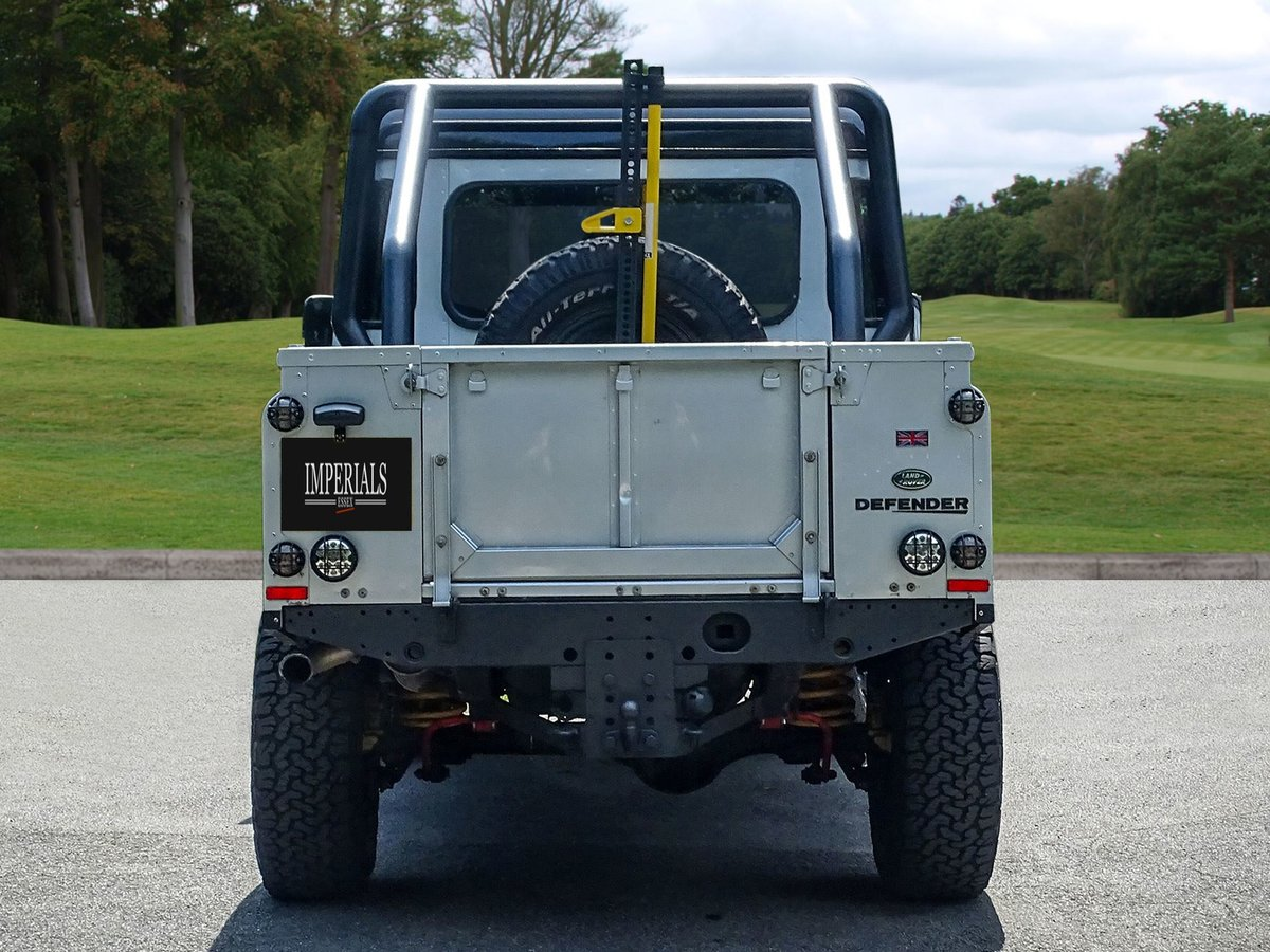 2010 Land Rover  DEFENDER 110  2.4 TDI COUNTY DOUBLE CAB PICK UP  For Sale (picture 13 of 24)