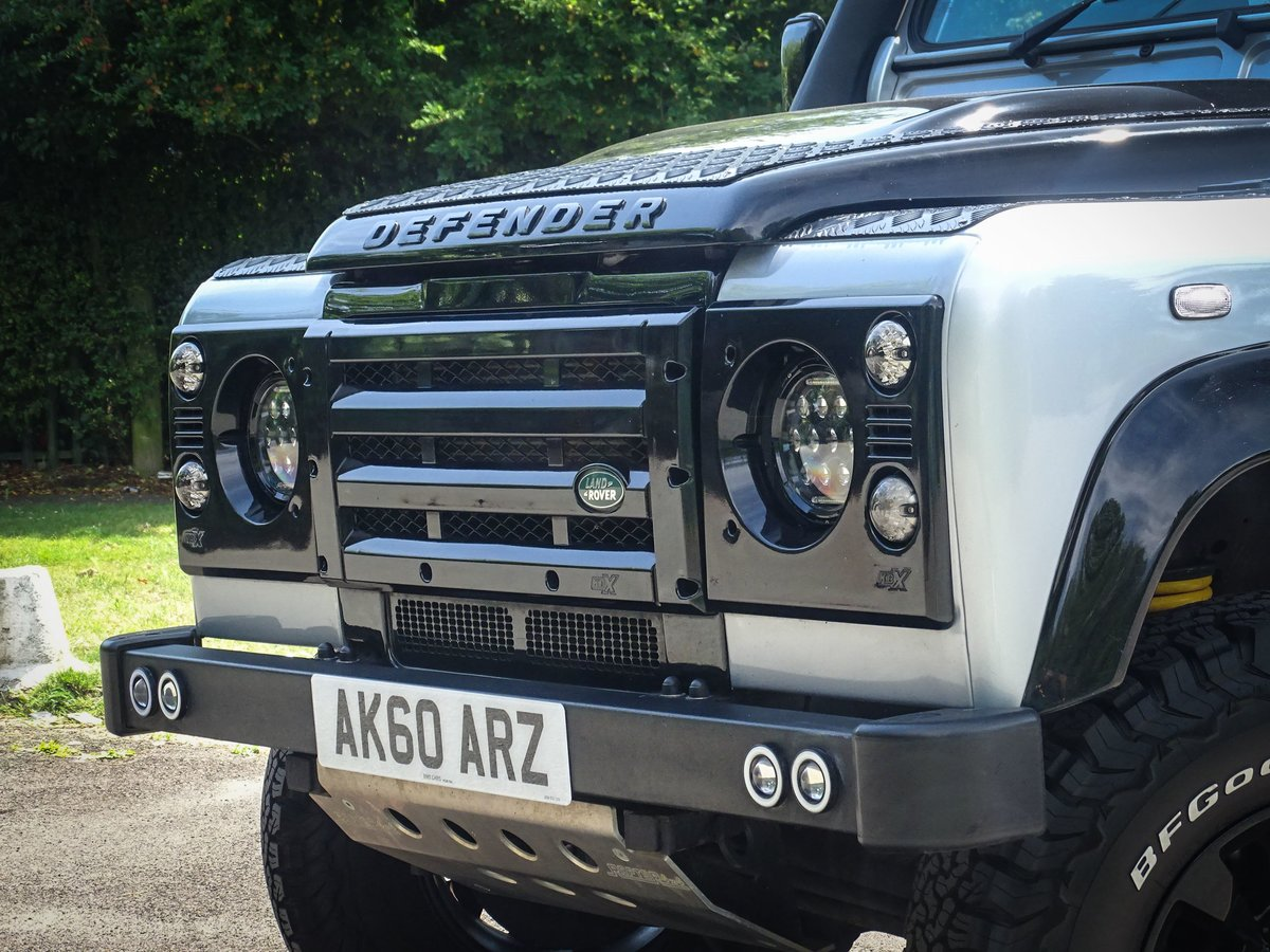 2010 Land Rover  DEFENDER 110  2.4 TDI COUNTY DOUBLE CAB PICK UP  For Sale (picture 20 of 24)