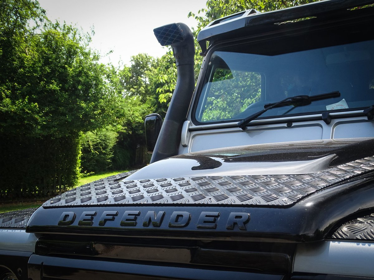 2010 Land Rover  DEFENDER 110  2.4 TDI COUNTY DOUBLE CAB PICK UP  For Sale (picture 22 of 24)