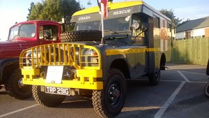1966 Land Rover Series 2a For Sale