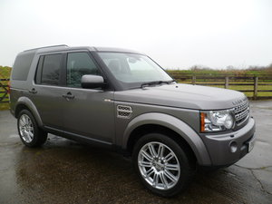 2010 Discovery 4 TDV6 XS Auto For Sale