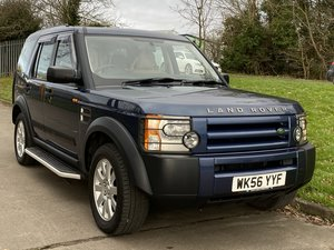 2006 Land Rover Discovery 3 TDV6 7 Seater - Low Miles- Immaculate