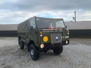 1975 Land Rover® 101 Forward Control GS *200TDI 5 Speed* (KYC)