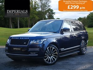 2016 Land Rover  RANGE ROVER  4.4 SDV8 AUTOBIOGRAPHY 8 SPEED AUTO For Sale