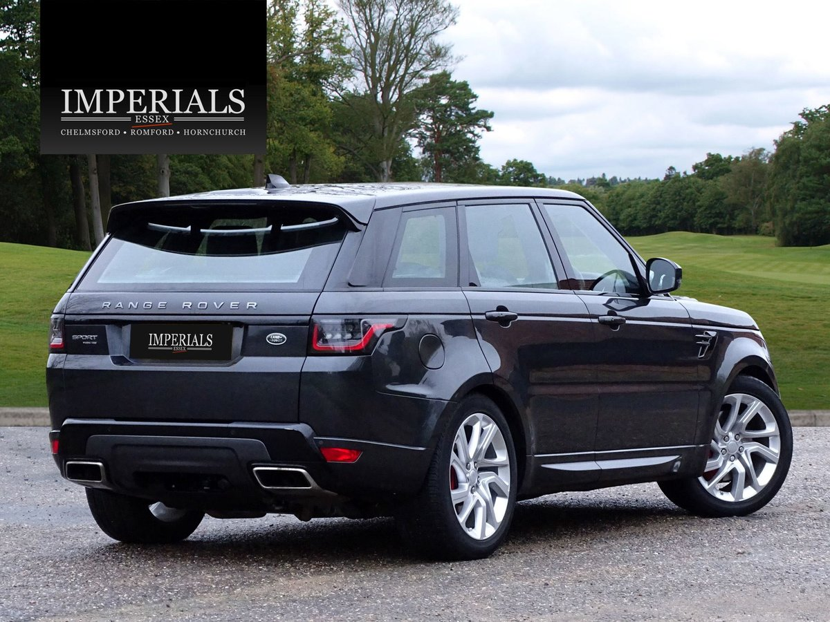 2018 Land Rover  RANGE ROVER SPORT  P400e HYBRID HSE DYNAMIC AUTO For Sale (picture 4 of 18)