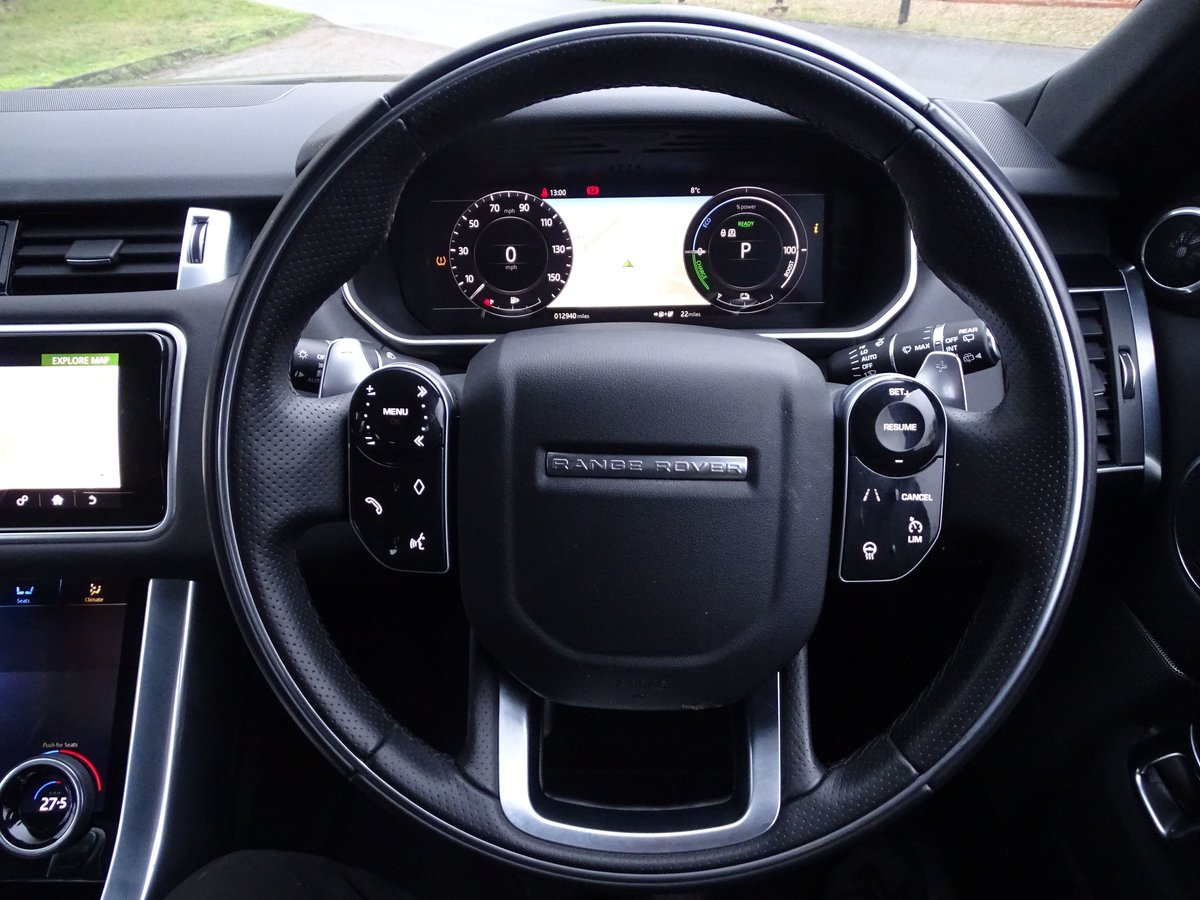 2018 Land Rover  RANGE ROVER SPORT  P400e HYBRID HSE DYNAMIC AUTO For Sale (picture 6 of 18)